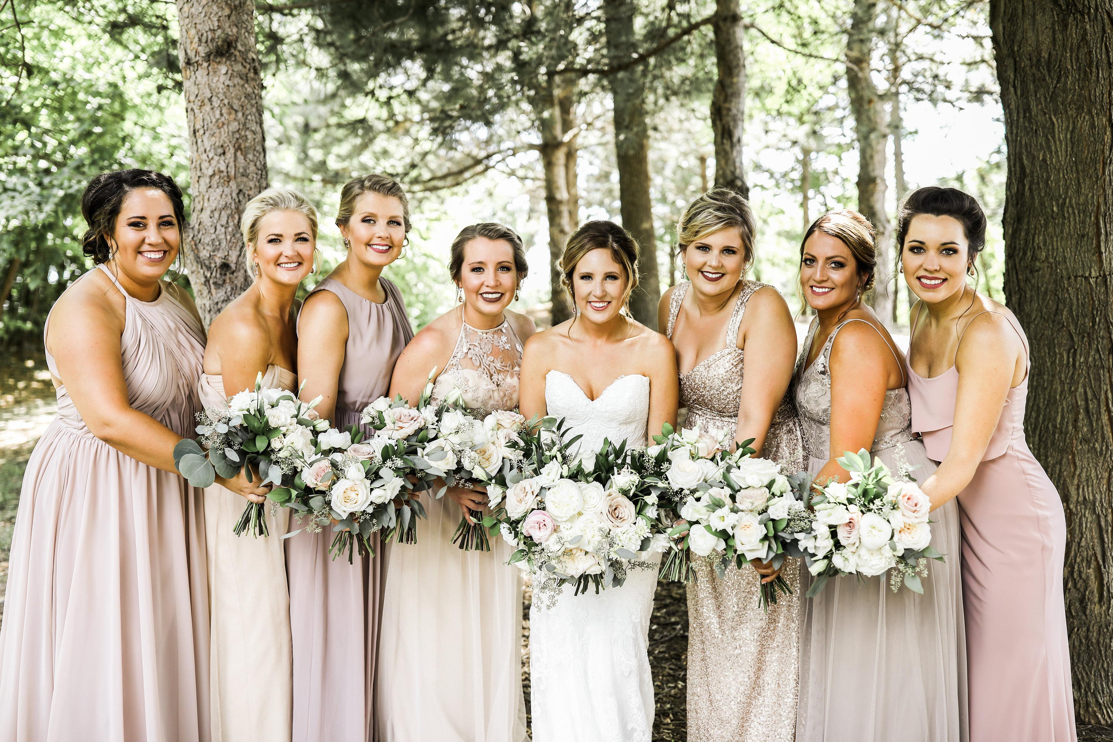 Bella Bridesmaids | Seattle Bride