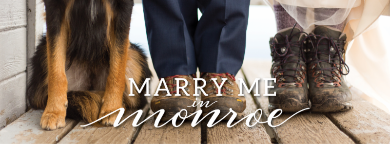 Marry Me In Monroe