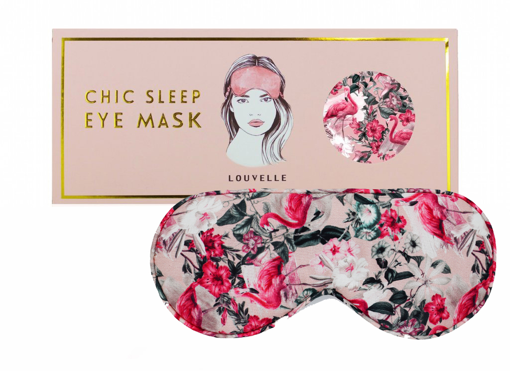 Louvelle Chic Eye Mask