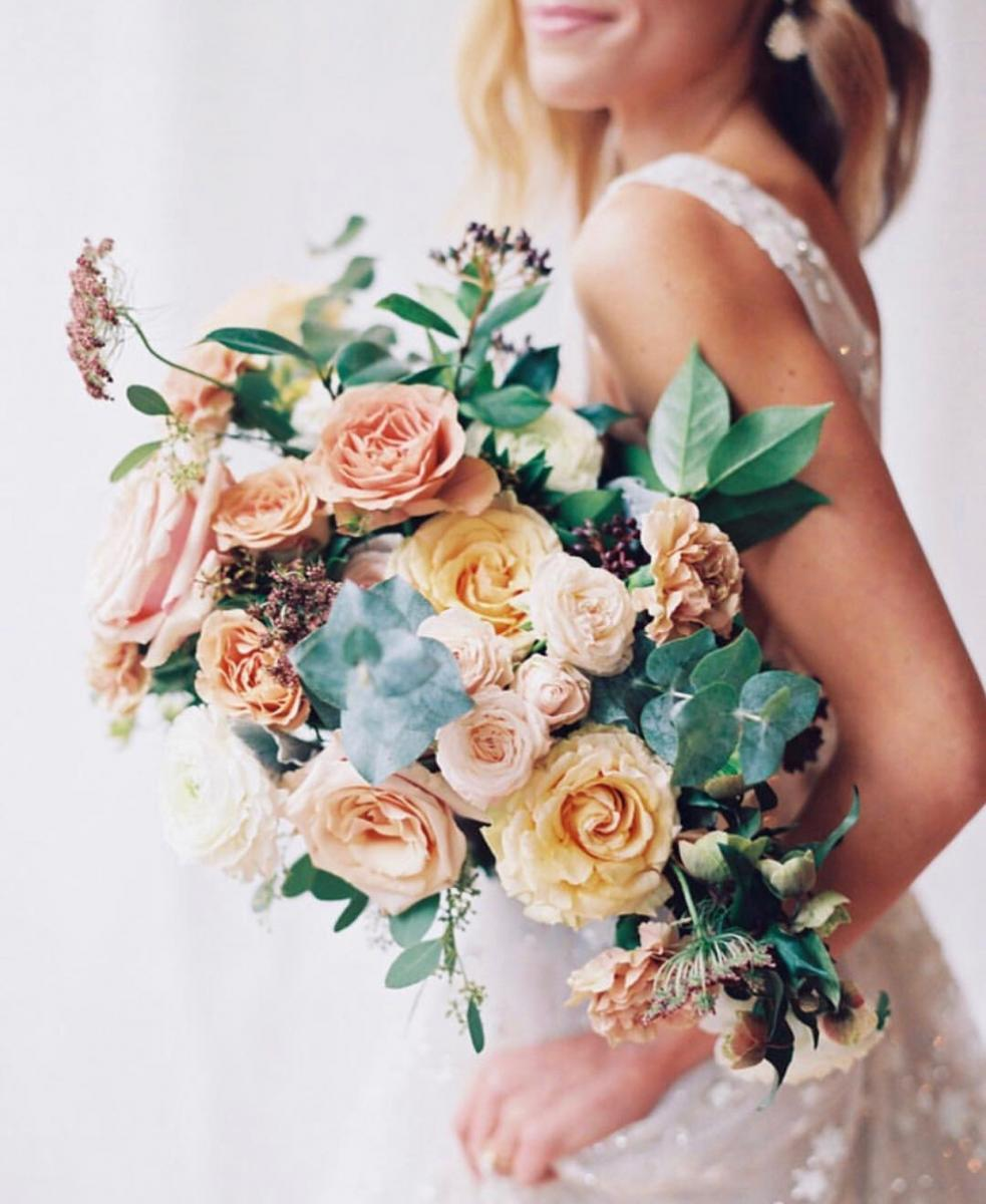 Florals by Petal and Posy, Photo by Ali Mae