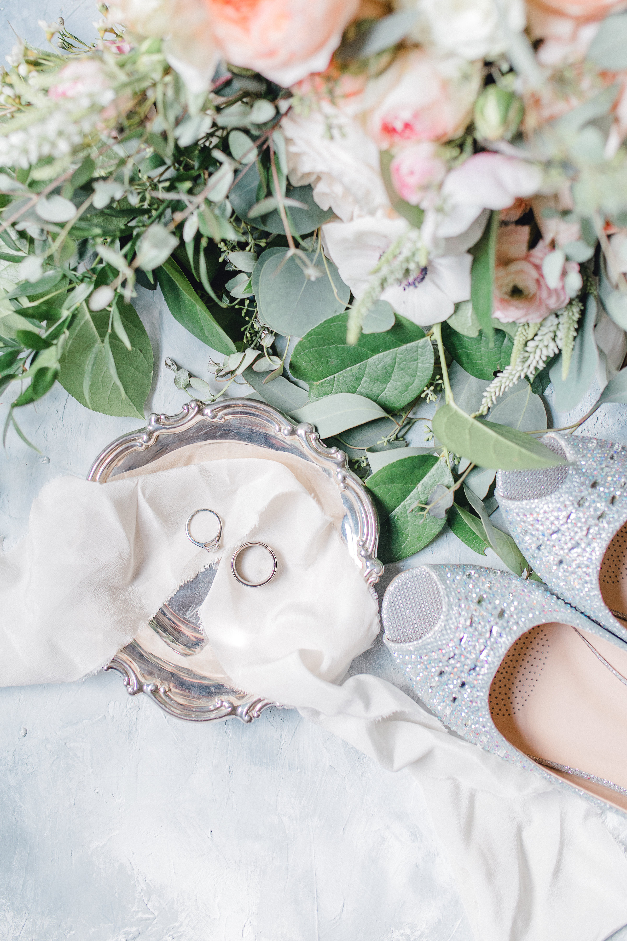 Seattle wedding, Washington wedding, bride and groom, PNW wedding, wedding inspiration, engagement ring, wedding ring, wedding flowers, Seattle bride, wedding bouquet, wedding shoes