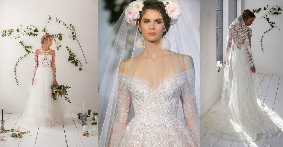 5 Modern Wedding Gowns Fit for A Princess | Seattle Bride