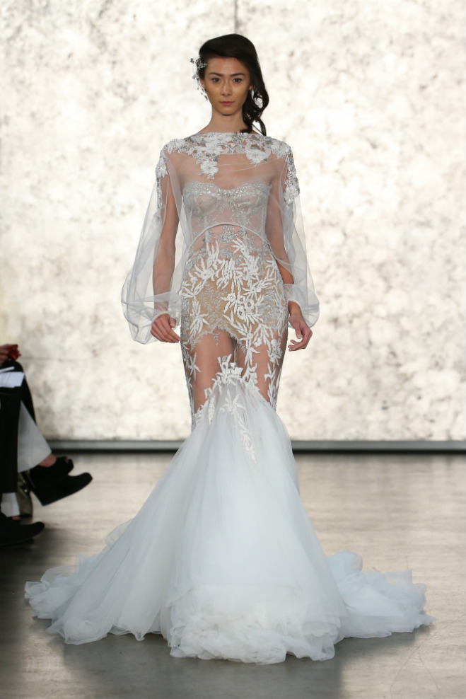Permalink to Barely There Wedding Dress