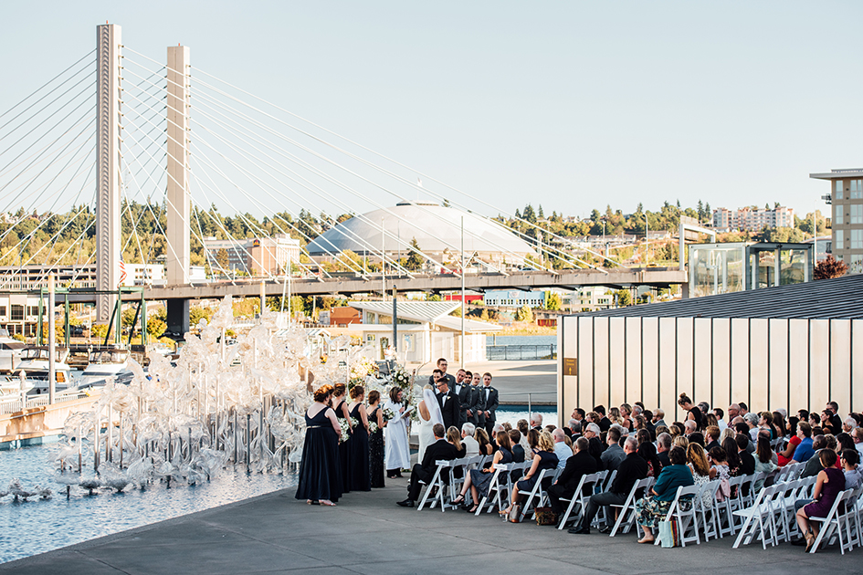 Four Reasons Pierce County Should Be On Your Wedding Destination