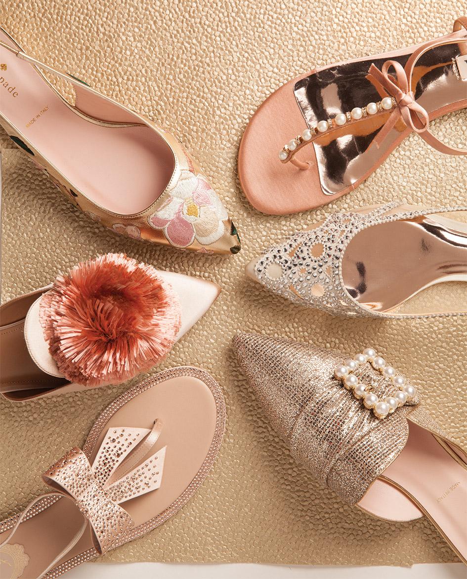 Flats Bridal Shoes