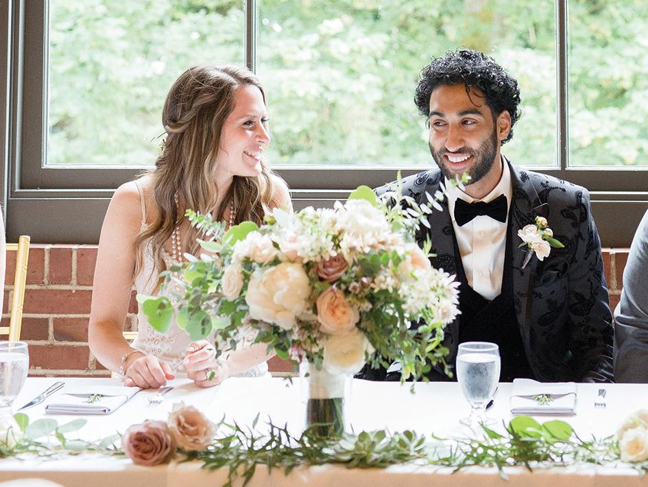 Allie and Arad, photo by Leonardo Wedding Photography