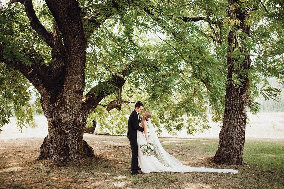 Michaela and Daniel, photo by Christy Cassano