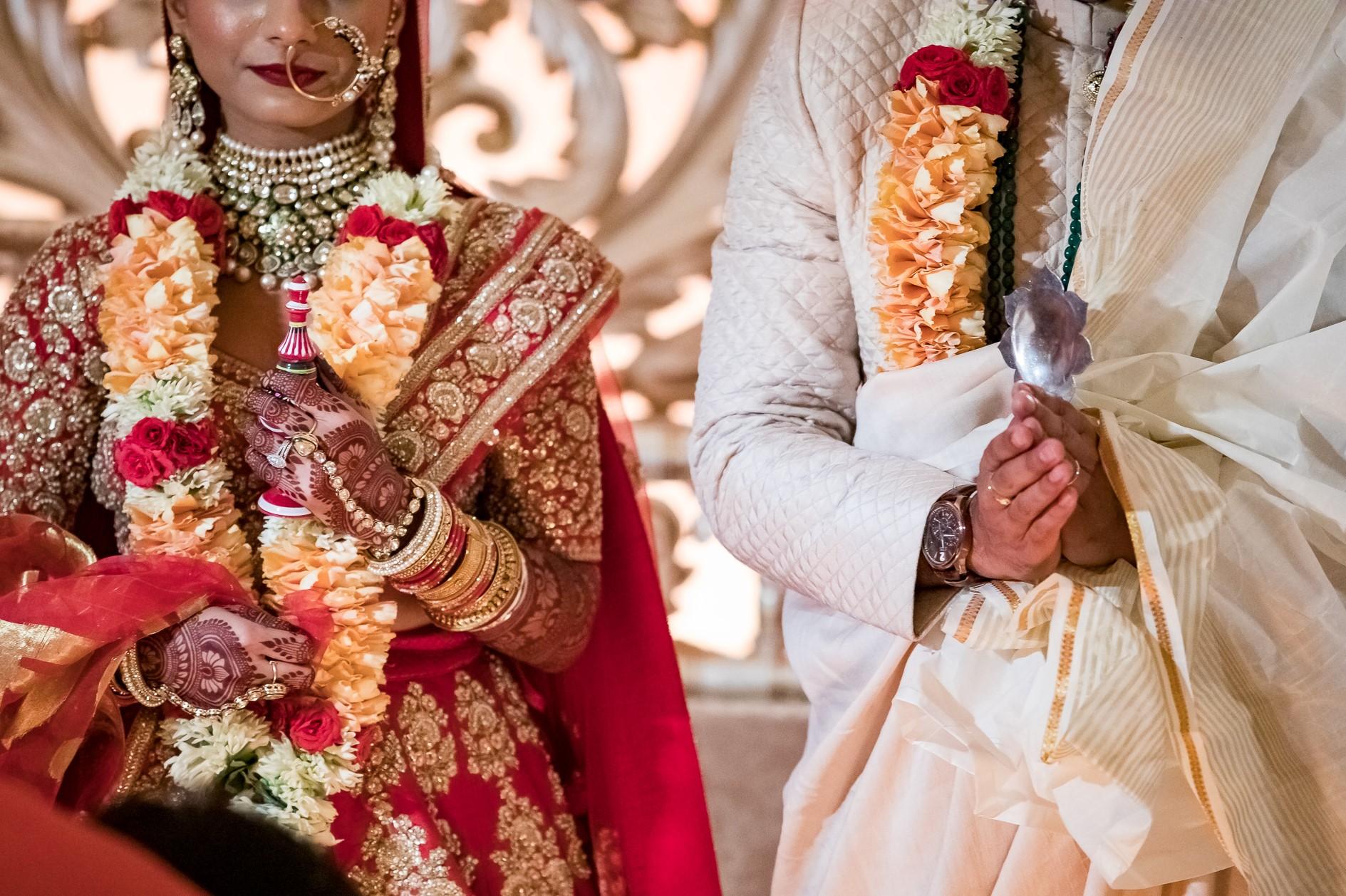 Hindu wedding extravaganza