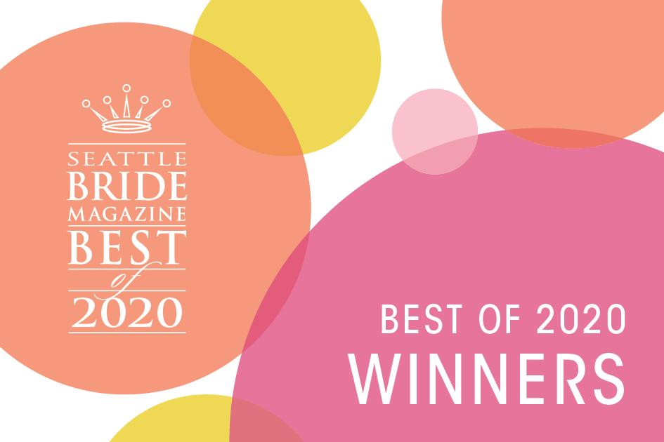 Seattle Bride Best Of 2020 Winners