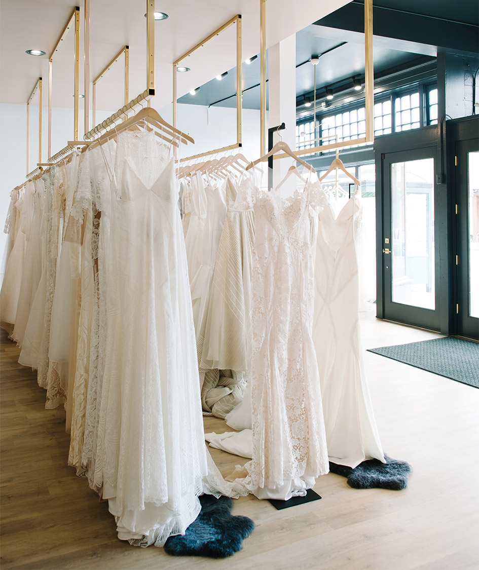 487152aebadb Calling All Seattle Brides: A Brand New Lovely Bride Wedding Dress ...