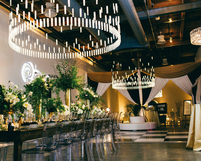 Southern exposure three new industrial chic seattle wedding the venue offers more than 10000 square feet of mix and match space adorned with modern art from the likes of architect and experience music project junglespirit Images