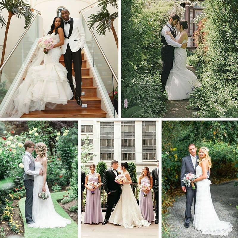 Top 10 Real Weddings Of 2015