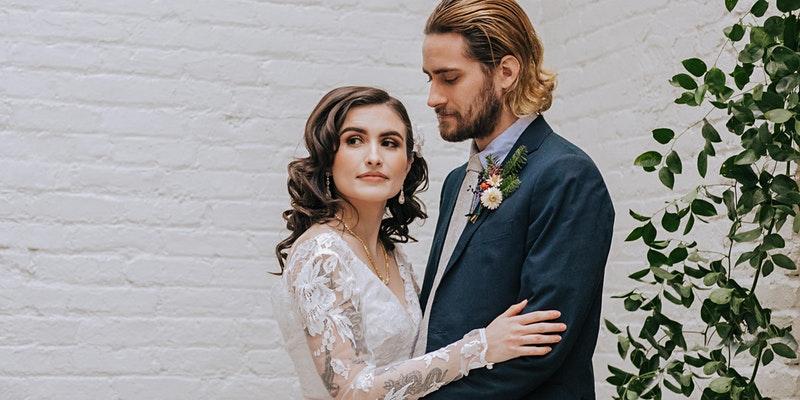 The Big Fake {Micro} Wedding Seattle