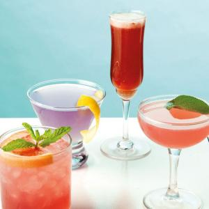 Get the party started with colorful cocktails that showcase seasonal Northwest flavors