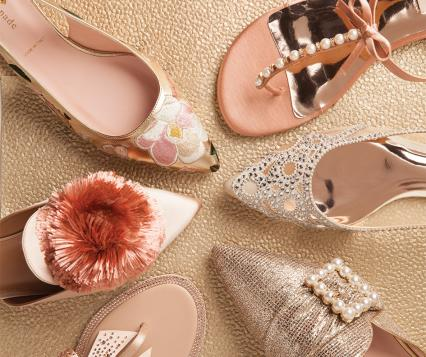 Flats Bridal Shoes