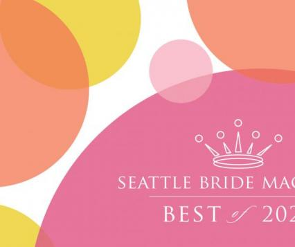 Seattle Bride Best Of 2020