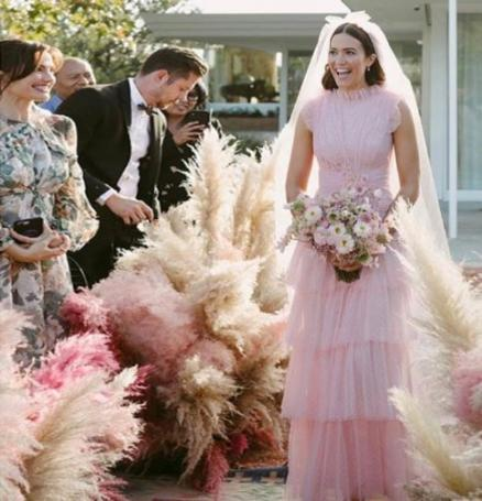 Mandy Moore Wedding Inspiration