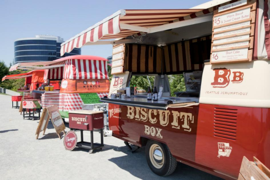 Foodie Feast 11 Wedding Caterers Set To Impress