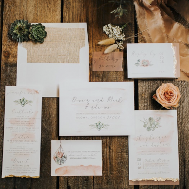 Photo by Rebecca Rizzo Photographics, Invitation by Crave Design, Planning by Peachy Keen Coordination