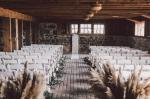 Ceremony, Crockett Barn