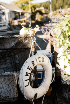 Waterfront Gig Harbor Wedding