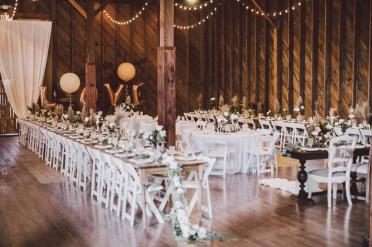 Reception, Crockett Barn