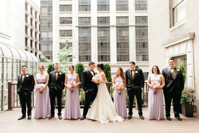 A Clic Seattle Wedding At Canlis The Popes