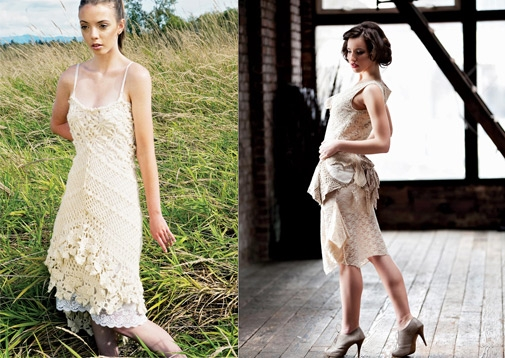 Seattle Eco-friendly Bridal Gowns by Kimmi Designs