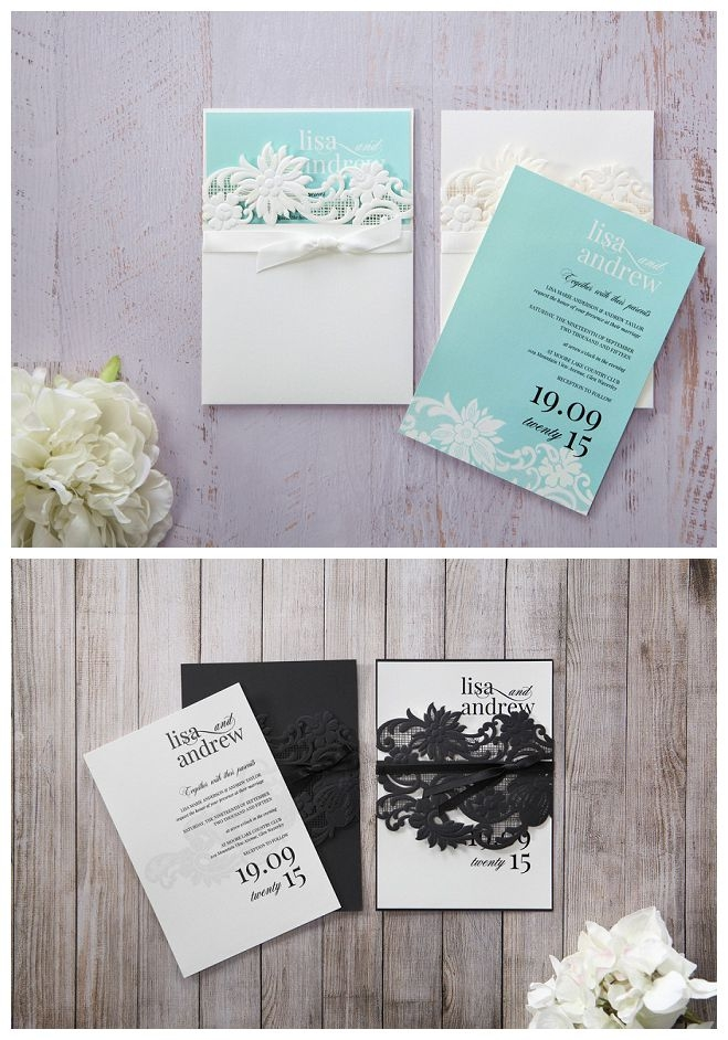 Seattle Create Unforgettable Wedding Invitations with Laser