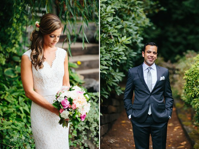 Seattle Bride Mag Real Wedding Inspiration